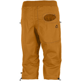 E9 R3 3/4 Pants Men mustard